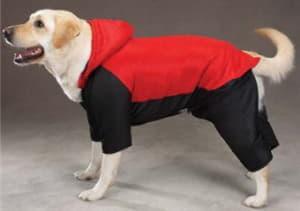 Теплые комбинезоны для собак